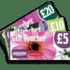 Fairweather's Gift Vouchers
