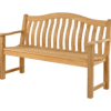 Roble Turnberry 5ft Bench by Alexander Rose
