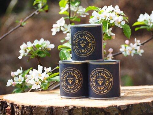 Noble Honey Candles